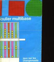 Bredijeux Materiel - Boulier Multibase - Couverture - Format classique