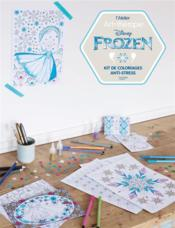 Vente livre :  ART-THERAPIE ; Frozen  - Collectif