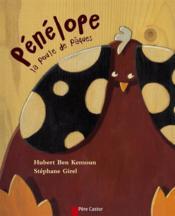 Penelope poule de paques - Couverture - Format classique