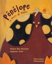 Penelope poule de paques - Intérieur - Format classique