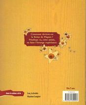 Penelope poule de paques - 4ème de couverture - Format classique