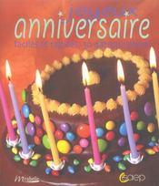 Joyeux anniversaire ! faciles et rapides, 30 gateaux plaisir - Intérieur - Format classique