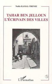 Tahar Ben Jelloun: l'écrivains des villes - Intérieur - Format classique