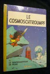 Les Schtroumpfs t.6 ; le cosmoschtroumpf - Couverture - Format classique