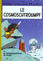 Les Schtroumpfs t.6 ; le cosmoschtroumpf - Intérieur - Format classique