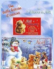 Noel Chez Les Oursons - Couverture - Format classique