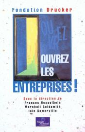Evm Ouvrez Les Entreprises - Intérieur - Format classique