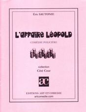 L'affaire Léopold - Intérieur - Format classique