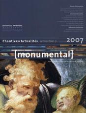 Monumental 2007 - Intérieur - Format classique