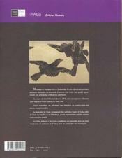 Tresors Des Arts Asiatiques, Collection John D.Rockefeller - 4ème de couverture - Format classique