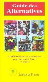 Guide Des Alternatives 2005 - Intérieur - Format classique