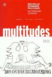 Revues Multitudes N 2 - Intérieur - Format classique