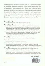 Revues Multitudes N 2 - 4ème de couverture - Format classique