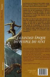 Les rois navigateurs t.1 ; le manteau des étoiles - 4ème de couverture - Format classique