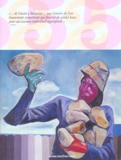 Les maîtres de la peinture occidentale ; une histoire de l'art en 900 études de tableaux - 4ème de couverture - Format classique