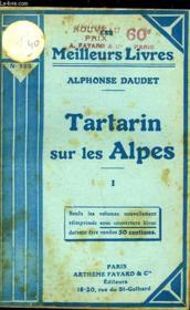 Tartarin Sur Les Alpes - Tome 1 - Couverture - Format classique