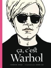 Ça, c'est Warhol - Couverture - Format classique