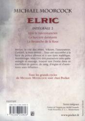 Elric ; intégrale t.2 - 4ème de couverture - Format classique