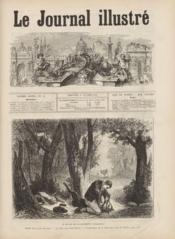 Journal Illustre (Le) N°43 du 25/10/1874 - Couverture - Format classique