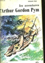 Les Aventures D'Arthur Gordon-Pym - Couverture - Format classique