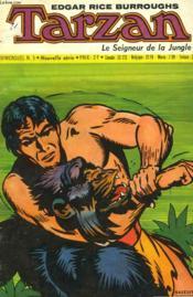 Tarzan - Le Seigneur De La Jungle - Bimensuel N°5 - Couverture - Format classique