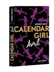 Calendar girl ; avril - Couverture - Format classique
