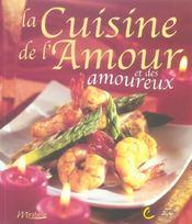 La cuisine de l'amour et des amoureux - Intérieur - Format classique
