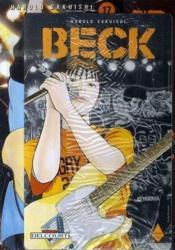 Beck t.17 - Couverture - Format classique