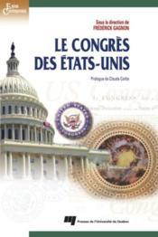 Le congrès des Etats-Unis - Couverture - Format classique