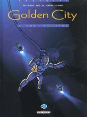 Golden city t.3 ; nuit polaire - Intérieur - Format classique