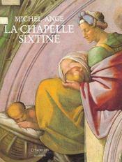 La chapelle sixtine de michel-ange - Intérieur - Format classique