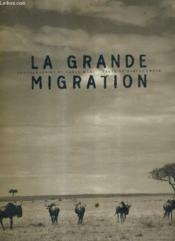 La grande migration - Couverture - Format classique