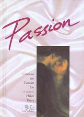 Amour : la passion - Intérieur - Format classique