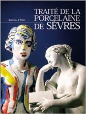 Traité de la porcelaine de Sèvres - Couverture - Format classique