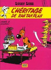 Lucky Luke t.41 ; l'héritage de Rantanplan - Intérieur - Format classique