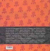 Rajasthan ; un voyage aux sources gitanes - 4ème de couverture - Format classique
