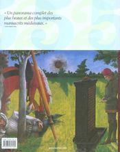 Chefs-d'oeuvre de l'enluminure ; les plus beaux manuscrits du monde de 400 à 1600 - 4ème de couverture - Format classique
