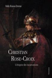 Vente  Christian rose-croix  - Krause Zimmer H.
