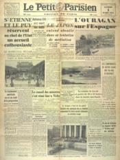 Petit Parisien Edition De Paris (Le) du 01/03/1941 - Couverture - Format classique