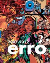 Erro, 2007-2012 ; catalogue général - Couverture - Format classique