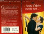 Femme D'Affaires Cherche Mari - Counterfeit Husband - Couverture - Format classique