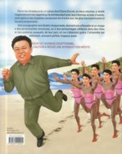 Femmes de dictateur ; l'album - 4ème de couverture - Format classique