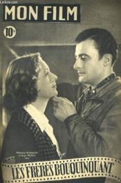 Mon Film N° 108 - Les Feres Bouquinquant - Couverture - Format classique