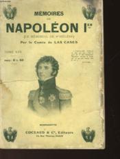 MEMOIRES DE NAPOLEON 1er - TOME XVII - Couverture - Format classique