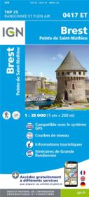 Vente livre :  Brest, Pointe-St-Mathieu  - Collectif Ign