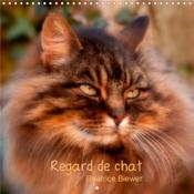 Vente livre :  Regard de chat (édition 2020)  - Biewer Beatrice - Beatrice Biewer