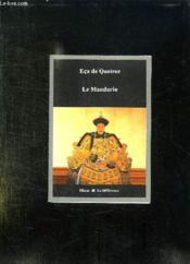 Le mandarin - Couverture - Format classique