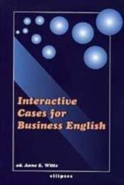 Interactive Cases For Business English - Couverture - Format classique