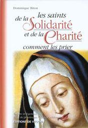 Les Saints De La Solidarite Et De La Charite - Intérieur - Format classique