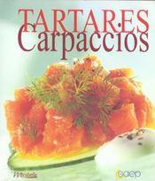 Tartares carpaccios - Intérieur - Format classique